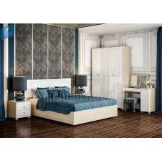 Модульный спальный гарнитур «Амели». Композиция №4