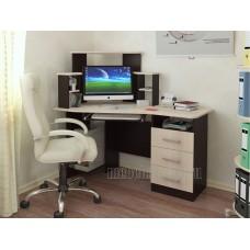 Компьютерный стол «Каспер» Венге – Лоредо